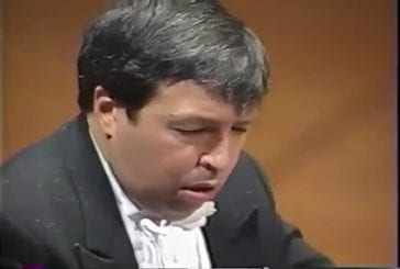 Murray Perahia joue Moonlight Sonata 3ème mouvement de Beethoven