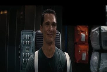 La réaction de Matthew McConaughey teaser de Star Wars